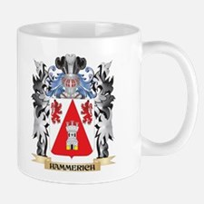 Hammerich Coat of Arms - Family Crest Mugs