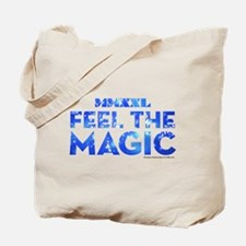 Channing Feel the Magic - Blue Tote Bag