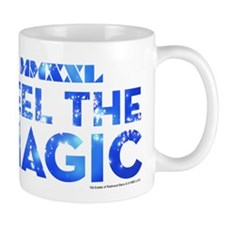 Channing Feel the Magic - Blue Mug