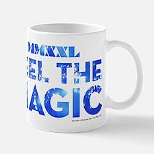 Channing Feel the Magic - Blue Mug