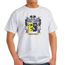 Hammond Coat of Arms - Family C T-Shirt