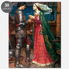Tristan and Isolde Puzzle
