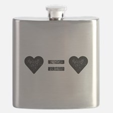 Love Equals Love Flask