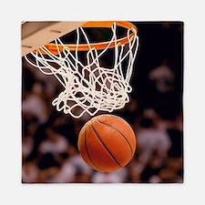 Basketball Scoring Queen Duvet