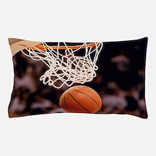 Basketball Scoring Pillow Case