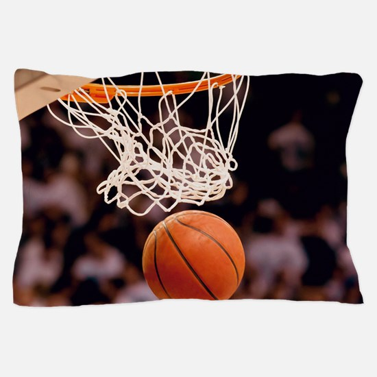 Basketball Scoring Pillow Case