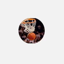 Basketball Scoring Mini Button