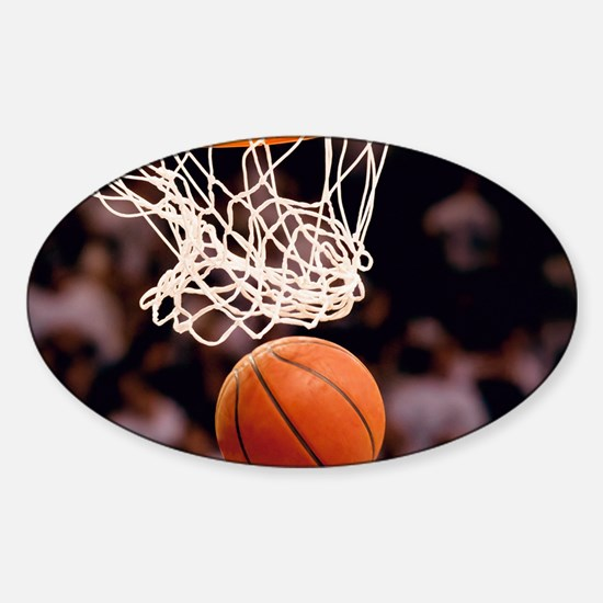 Basketball Scoring Bumper Stickers