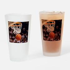 Basketball Scoring Drinking Glass