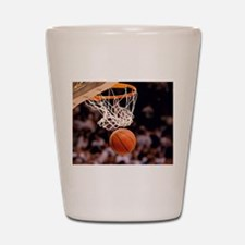 Basketball Scoring Shot Glass