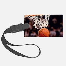 Basketball Scoring Luggage Tag