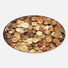 U.S. Coins Decal