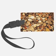 U.S. Coins Luggage Tag