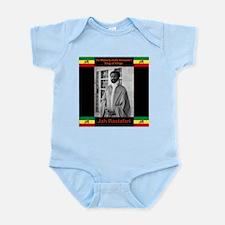 Haile Selassie I Jah Rastafari Body Suit