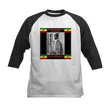 Haile Selassie I Jah Rastafari Baseball Jersey
