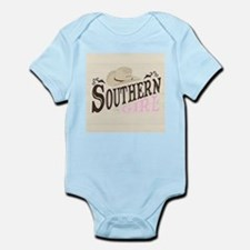 Southern Girl Infant Bodysuit