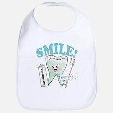 Smile Dentist Dental Hygiene Bib