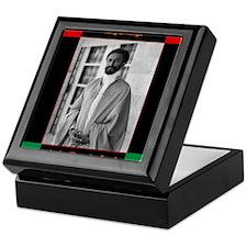 Haile Selassie I Jah Rastafari Keepsake Box