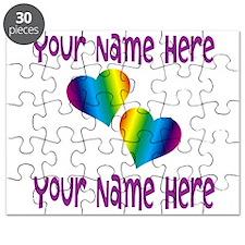 Rainbow Love Puzzle