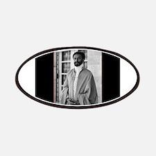 Haile Selassie I Jah Rastafari Patch
