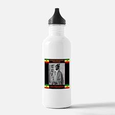 Haile Selassie I Jah R Water Bottle