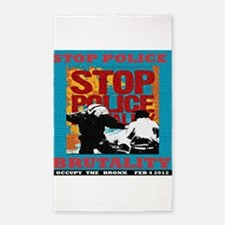 Stop_Police_Brutality_Occupy_the_Bronx Area Rug