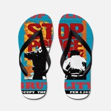 Stop_Police_Brutality_Occupy_the_Bronx Flip Flops