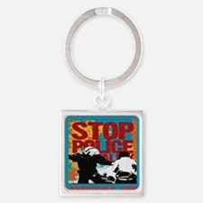 Stop_Police_Brutality_Occupy_the_Bronx Keychains
