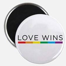 Love Wins Magnets