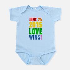 June 26 2016 Love Wins Body Suit