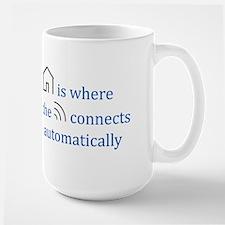 Home Wi-Fi1 Mugs