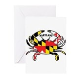 Maryland Greeting Cards (20 Pack)