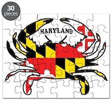 MARYLAND CRAB Puzzle