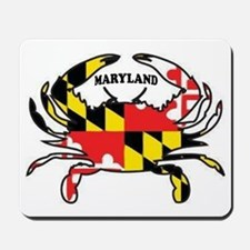 MARYLAND CRAB Mousepad