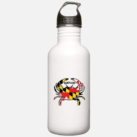 MARYLAND CRAB Water Bottle