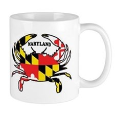 MARYLAND CRAB Mugs
