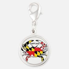 Maryland Crab Charms
