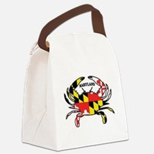 MARYLAND CRAB Canvas Lunch Bag