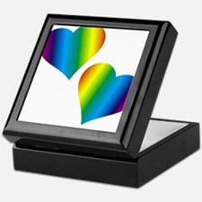 Rainbow Love Keepsake Box