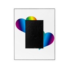 Rainbow Love Picture Frame