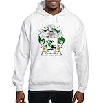 Castanho Family Crest Hooded Sweatshirt