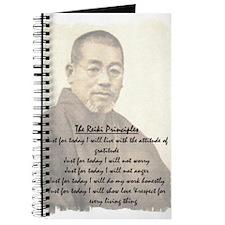 Reiki Principles Journal