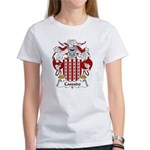 Cassado Family Crest Women's T-Shirt