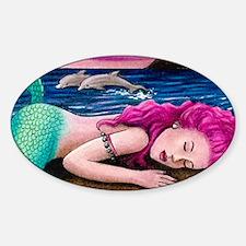 mermaid 12.jpg Decal