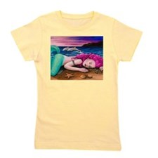 mermaid 12.jpg Girl's Tee