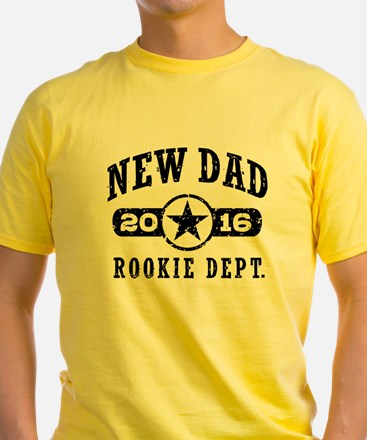 Rookie New Dad 2016 T