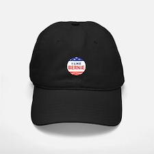 i like bernie stars stripes Baseball Hat
