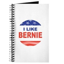 i like bernie stars stripes Journal