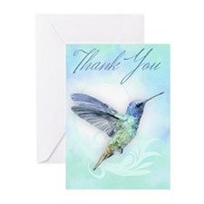 Cute Watercolor Greeting Cards (Pk of 20)