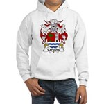 Carvahal Family Crest Hooded Sweatshirt